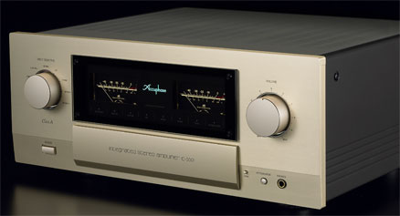 Accuphase E550 Angle Integrated Amplifier