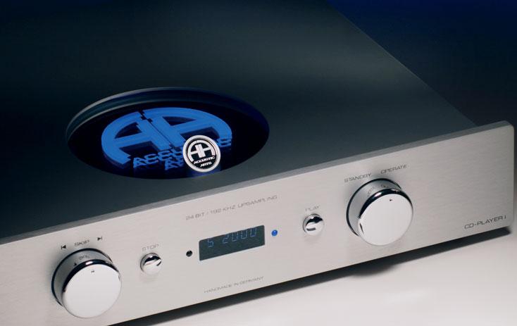 Accustic CD I MK2 CD Player
