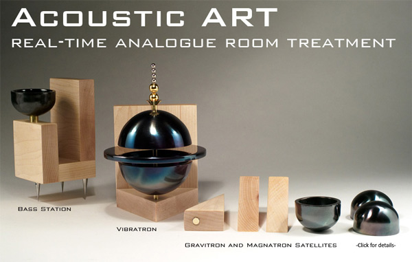 Synergistic Research Acoustic ART