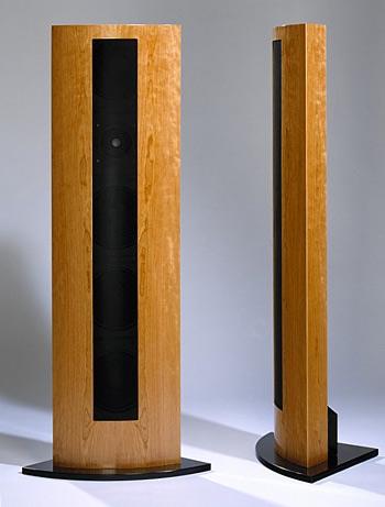 AcousticPlan Veena semi-active loudspeaker system
