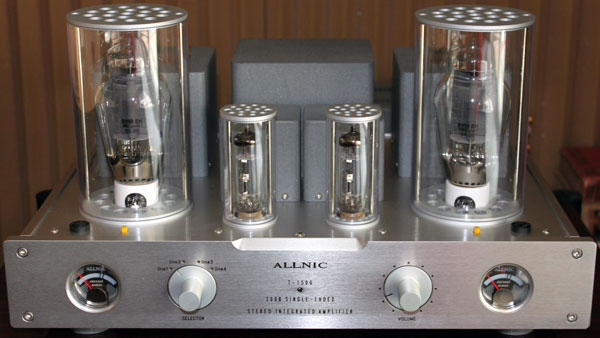 Allnic T1500 300B Integrated Amplifier Review - Dagogo