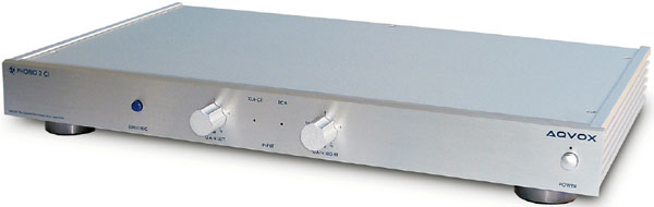 Aqvox Phono2CI Phono Amplifier