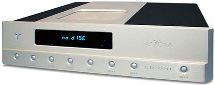 Audia CD One Player