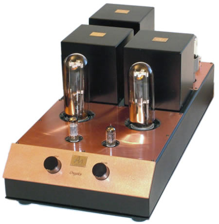 Audio Note ONGAKU Integrated SET amplifier