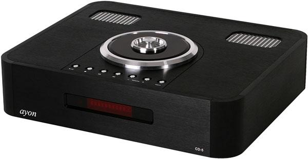 Ayon CD5 Reference CD Player