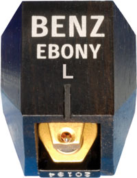 Benz Micro Ebony L Phono Cartridge