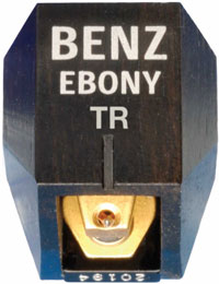 Benz-Micro Ebony TR S Class Low Output Moving Coil Phono Cartridge
