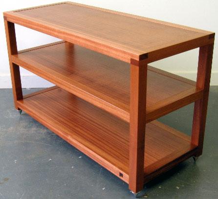 Box Furniture D3S audio equipment rack