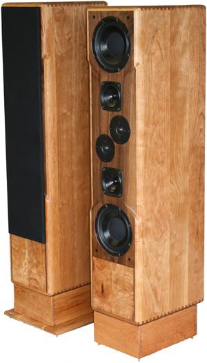 Daedalus Audio Ulysses Floorstanding Speaker