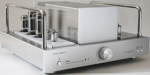 Eastern Electric M520 Tube Hybrid Integrated Amplifier Review