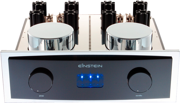 Einstein LITD - Light In The Dark - Tube Amplifier