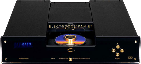 Electrocompeniet EMC1 UP CD Player