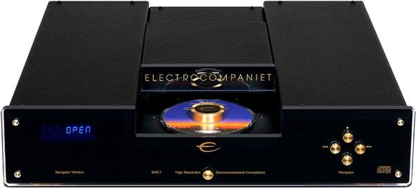 Electrocompeniet EMC1 UP CD Player