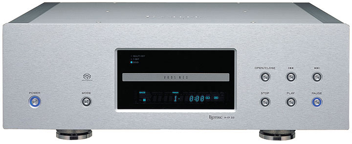 Esoteric X-01 D2 SACD CD player