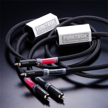 Furutech Audio Reference RCA Cables