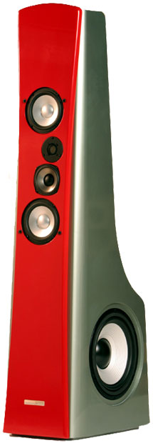 Genesis Advanced Technologies G6.1 loudspeaker