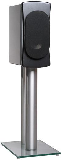 Genesis Advance Technologies 7p Petite Bookshelf Speaker