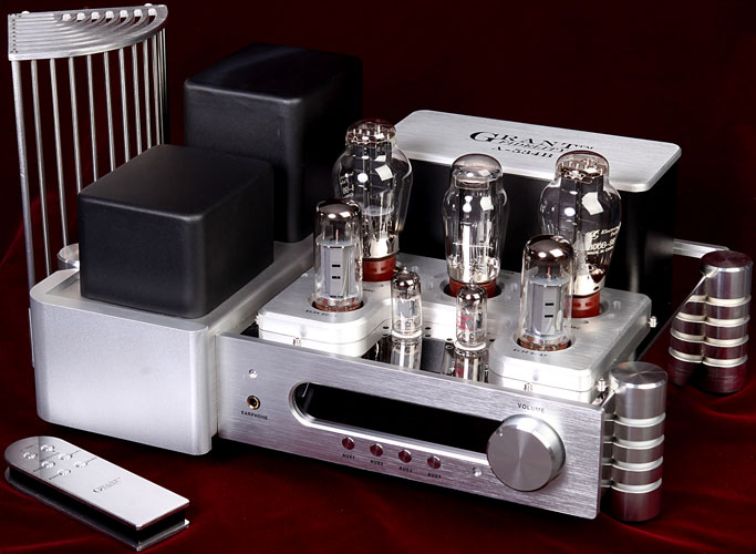 Grant Fidelity A534 Tube Integrated Amplifier