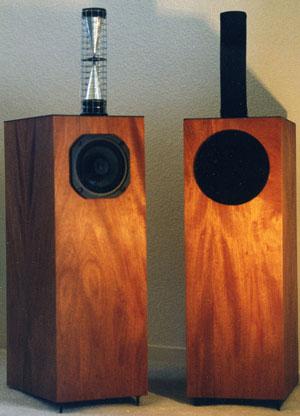 Ikonoklast Model 3 High Output Loudspeakers