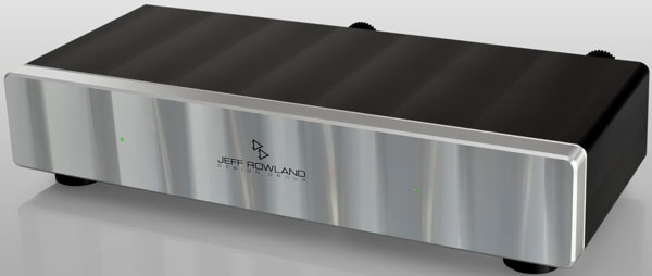 Jeff Rowland Design Group 102 S stereo class-d power amplifier