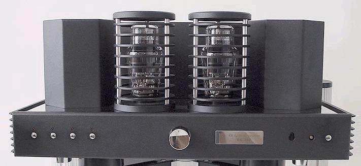 KR Audio VA340 integrated SET amplifier