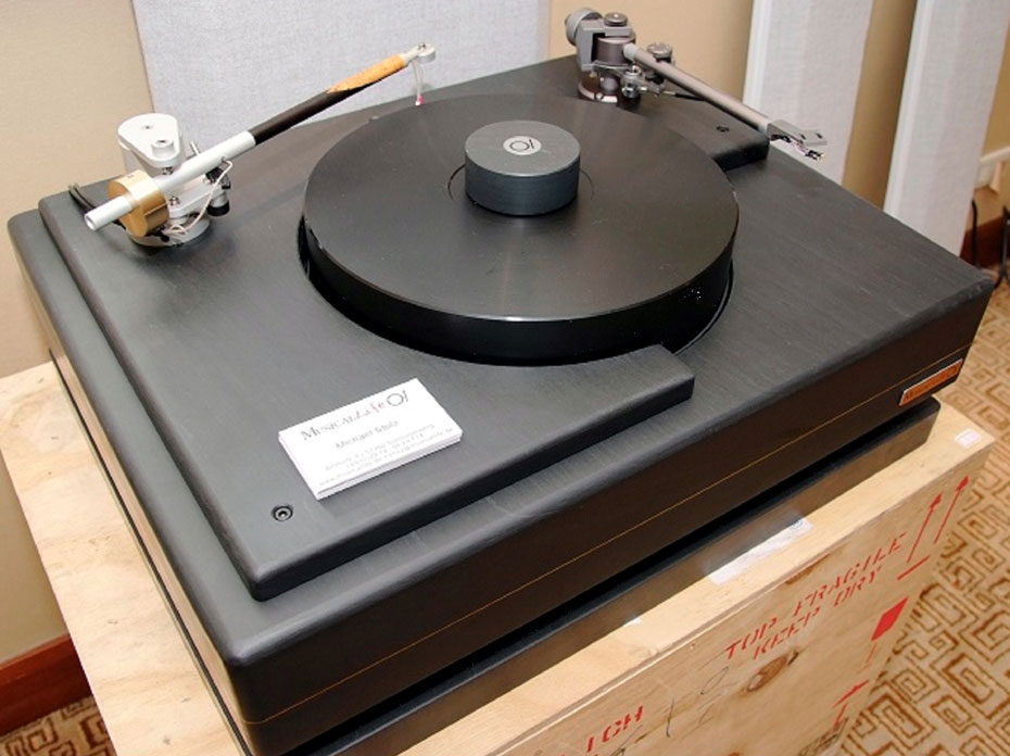 Musical Life Conductor MK II turntable
