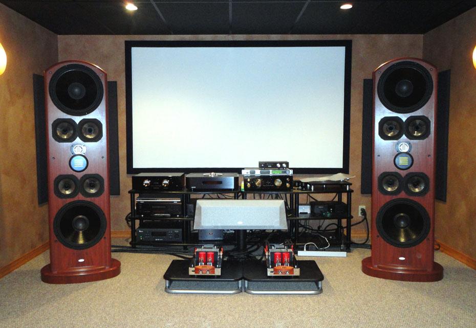 legacy dsw2 loudspeaker