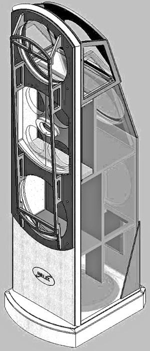 Legacy Audio Helix loudspeaker