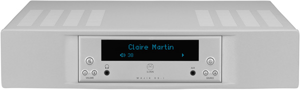 Linn Majik DS-I Integrated Amplifier and music streamer