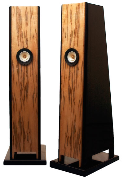 MaxxHorn Lumination loudspeaker with Feastrex D5 Monster Alnico driver