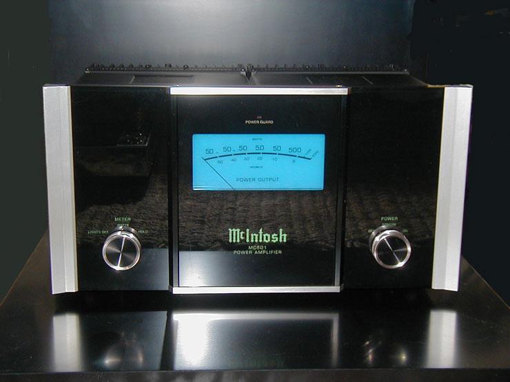 McIntosh MC501 Monoblock Amplifiers Review - Dagogo