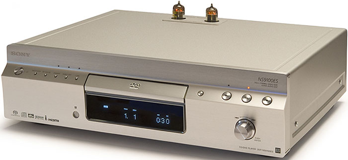 Modwright Sony 9100ES Signature Truth modified SACD Playe