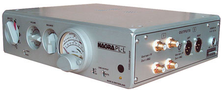 Nagra PL-L Tube Preamplifier Review - Dagogo