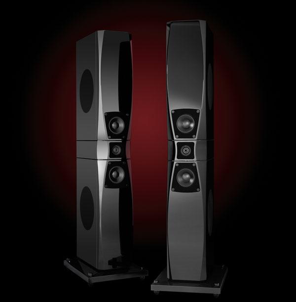 Rockport Mira Grand II Floorstanding Speakers