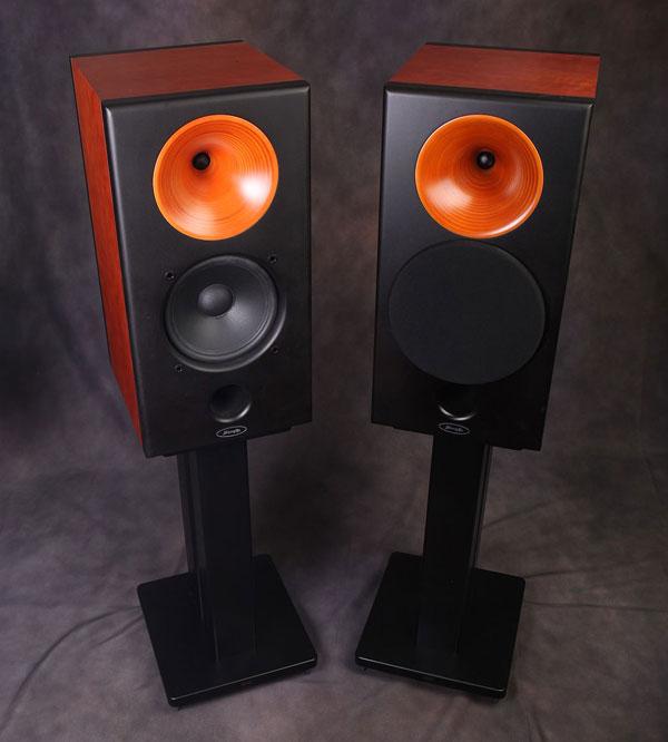 ShengYa V-218 wood horn loaded tweeter speaker