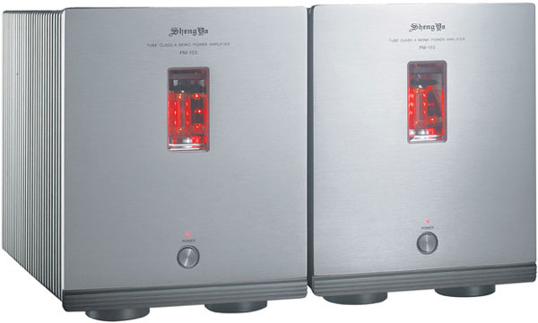 Shengya PM 150 Hybrid Monoblock Amplifiers