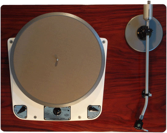 Shindo 301 turntable