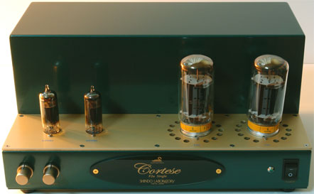 Shindo Cortese F2A Tube Amplifier