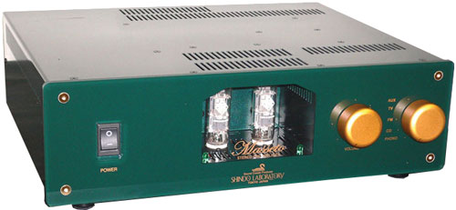 Shindo Masseto tube preamplifier