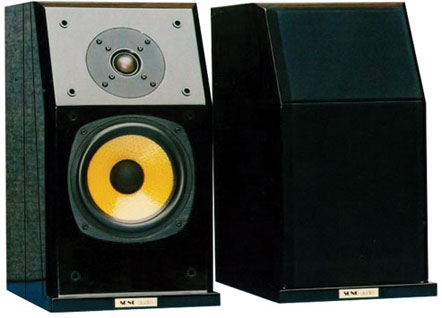 Song Audio Type II Silk DM Bookshelf Speaker