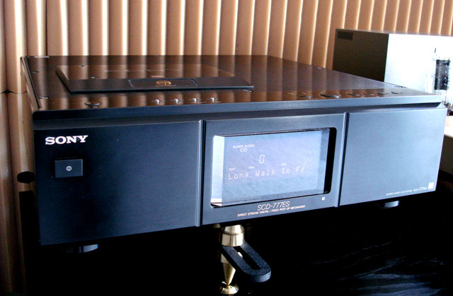 Sony VSE I2 CD Player