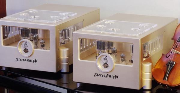 Stereoknight M75 Mono Block Tube Amplifier Review Dagogo