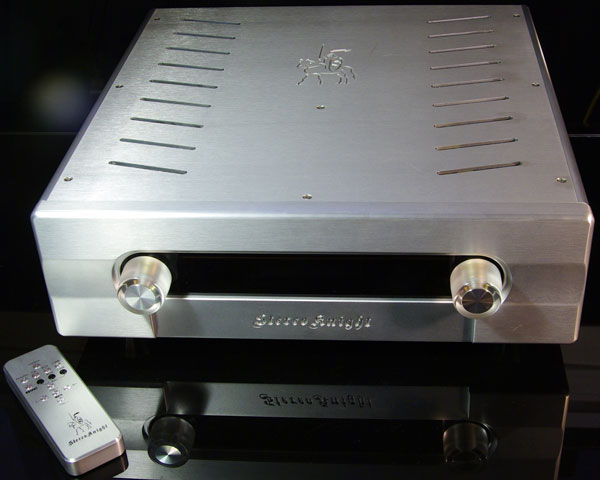 StereoKnight Reference Preamplifier