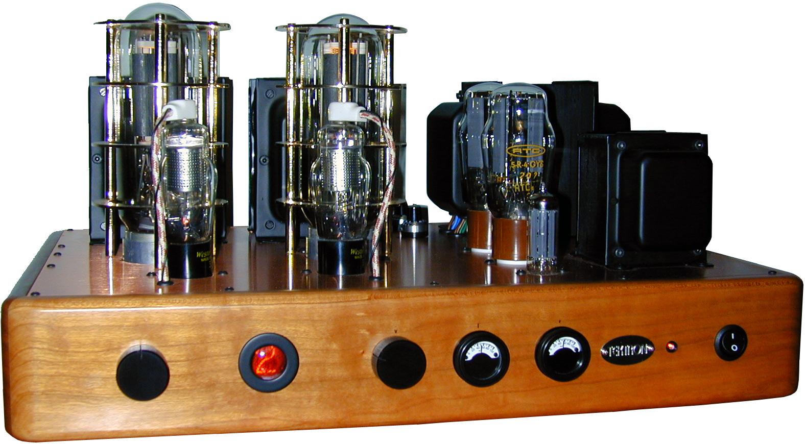 Tektron TK 211S Single-Ended Tube Integrated Amplifier