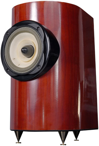 Teresonic Magus Bookshelf Speaker With Lowther-Voigt DX55 Driver