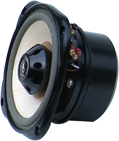 Teresonic Magus XR Lowther DX-65 Driver