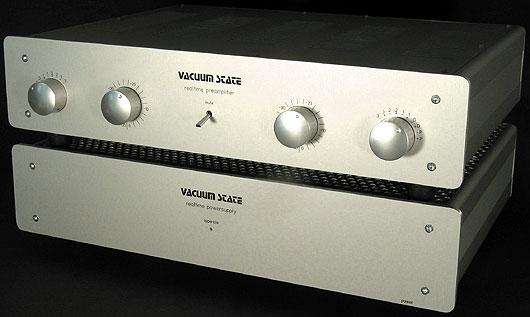 Vacuum State Electronics Inc RTP3D preamplifier