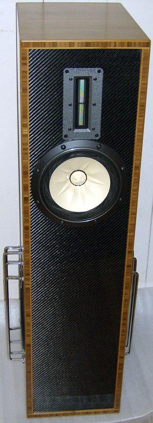 Vaughn Zinfandel floorstanding Speaker
