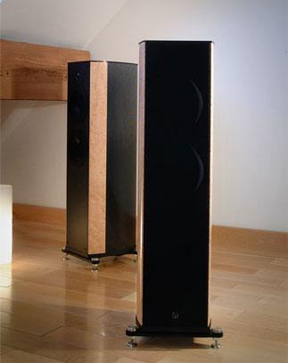 Wilson Benesch Curve Floorstanding Speaker