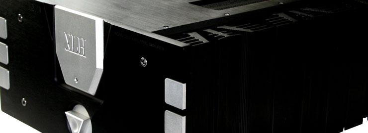 XLH M-2000 monoblock amplifiers